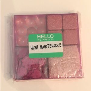 Pink Bath Salts Kit NWT